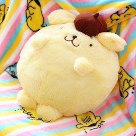 ~Ziga~里家~~日單可愛布丁狗pompom purin 抱枕毯.空調毯.兩用枕.靠墊.