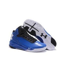 UNDER ARMOUR UA MICRO G TORCH 籃球鞋^(藍白黑^).125