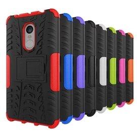 輪胎紋手機殼 小米紅米NOTE4 炫彩紋手機殼 紅米note4 保護套防摔矽膠外殼支架