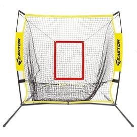 EASTON 棒球 壘球 攜帶式打擊投球二合一練習網 7 WX7 H 組裝方便 耐用 A1