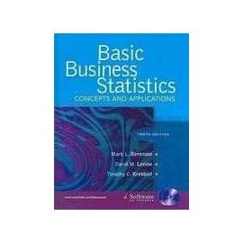 ~Basic Business Statistics: Concepts And Appl