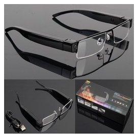 V13 眼鏡針孔攝影錄影機 1920^~1080 錄影眼鏡 1080P 插卡錄影筆 可換近