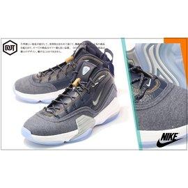 NIKE PIPPEN 6 六代 牛仔蓝 丹宁布 皮革 男鞋 反光 篮球鞋 705065-400 男鞋