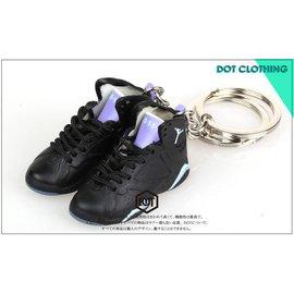 全新 JORDAN AJ 6代 11代 OG 配色 果凍底 球鞋 模型 鑰匙圈 黑紫 黑藍 怪物奇兵 櫻木