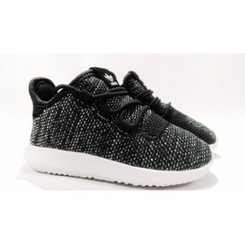 Adidas Tubular Shadow 黑白配色 平民版 Yeezy350 小童鞋~B