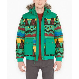 LEVI'S LEVIS  Puffer Jacket  美國限量 定翻經典 台灣沒有發售款