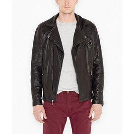 LEVI'S LEVIS  Leather Moto Jacket美國限量 定翻經典 台灣沒有發售款