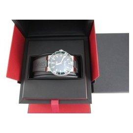 ORIS 73376534137EB Aquis 時間之海 潛水機械腕錶 灰