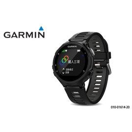 GARMIN Forerunner 735XT腕式心率GPS全能 錶~漆黑神秘灰^(免 ^