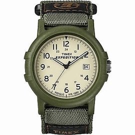 Timex Men s T49725 Expedition C er Green Fast