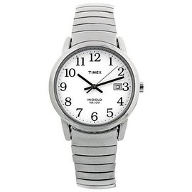 Timex Easy Reader White Dial Expansion Band M