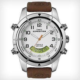 Timex Men``s T49828 Expedition Rugged 三眼 Anal