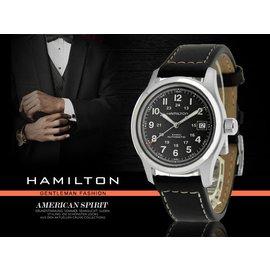 HAMILTON 簡約 風格錶 Automatic 漢米頓 38mm SV 瑞士製 藍寶石