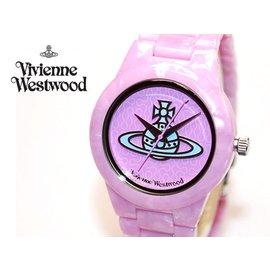 Vivienne Westwood 英國 大土星LOGO 大理石紋 女錶 手錶 上班族 生