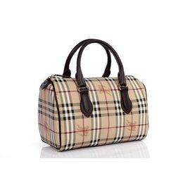 B家女包 格紋馬仔手提箱包 枕頭包宴會單肩包保齡球包
