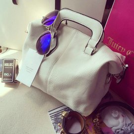 2014夏 ZARA專櫃正品迷你保齡球軟質PU單肩女士斜 手提 包