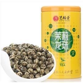 ~ 喔~ 茶葉 茉莉花茶2016春茶 特級 茉莉龍珠 濃香型茶 罐裝200g