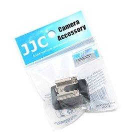 JJC 公司貨【MSA-9 1/4公螺牙 轉通用型 熱靴轉接座】MSA9 麥克風 閃光燈 收音設備 持續燈