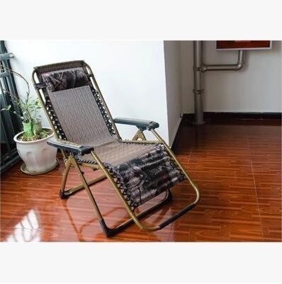 睡椅折疊椅午休床單人床午睡床辦公室躺椅簡易床行軍床沙灘椅睡椅01