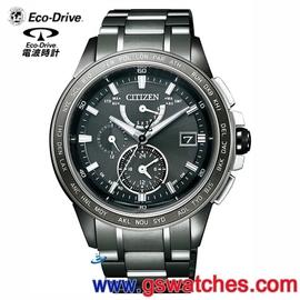 CITIZEN星辰錶 AT9025~55E光動能 電波鈦金屬H820 貨直購可