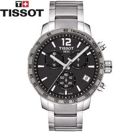 TISSOT QUICKSTER 感十足的 腕錶 T0954171106700  貨