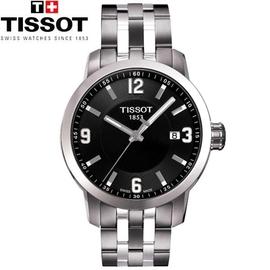 TISSOT PRC200 簡約 腕錶 T0554101105700^( 貨^)