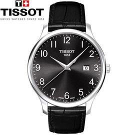 TISSOT Tradition 簡約 腕錶 T0636101605200  貨