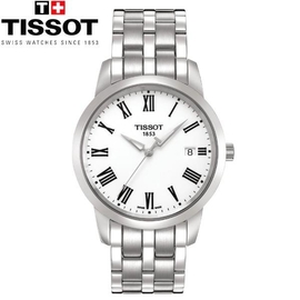 TISSOT CLASSIC DREAM 鋼帶腕錶 T0334101101301^( 貨^