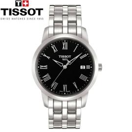 TISSOT CLASSIC DREAM 鋼帶腕錶 T0334101105301^( 貨^