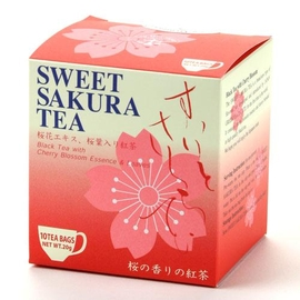 ~一番購~  Tea~Boutique 世界冠軍茶品 SWEET SAKURA TEA 國