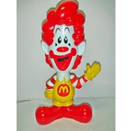 a皮商旋. 企業寶寶玩偶娃娃 少見2010年麥當勞發行高約16.5公分麥當勞叔叔公仔!!~