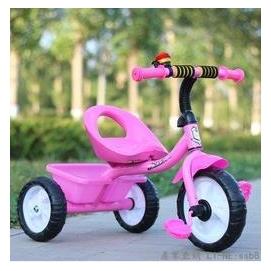 新品首發 正品兒童三輪車童車小孩自行車腳踏車玩具車寶寶單車1-2-3-4-5歲【白色】