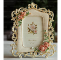~ 喔~6寸7寸田園彩繪樹脂相框 工藝 擺台 婚紗照相架