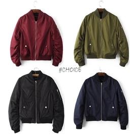 不必等!全網最 !!男女款多色短版MA~1飛行外套飛行夾克外套春夏薄款C116