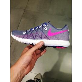 關於Nike Wmns Flex Fury 2 紫 桃紅 白 輕量 慢跑鞋 女鞋 8191