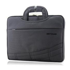 森迪威 14寸15.6寸華碩聯想惠普戴爾三星筆記本電腦包 男女商務公文手提包內膽包筆記本包