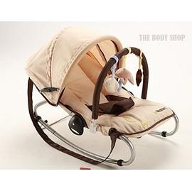 出口歐洲多 寶寶嬰兒搖椅 搖籃 寶寶安撫椅 搖搖椅 躺椅秋千可折疊