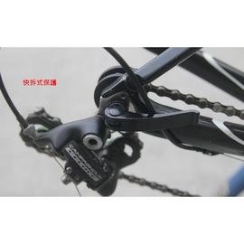 製 清潔鍊條飛輪 快拆鏈條固定器 虛擬飛輪 攜車袋車架保護桿 導鏈器 擋鏈器 勾鏈器^(1