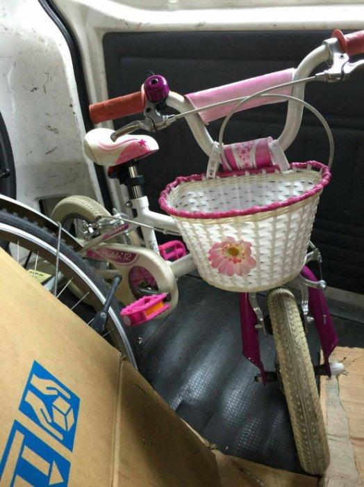 兒童 PUDDING12 熱賣中 捷安特 美利達 富士 小折 20吋16吋14吋12吋腳踏車喜歡可議價!!03
