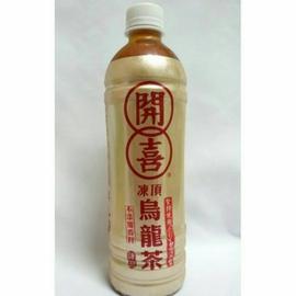開喜 凍頂烏龍茶 清甜 575ml 烏龍茶 寶特瓶