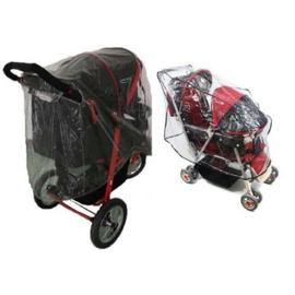 單人推車雨罩~雙人前後座嬰幼兒手推車...... 的單人雨罩 99元