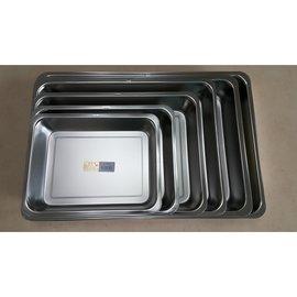 深型長方盤 蝴蝶牌304不鏽鋼大深型方盤 茶盤 滴水盤 165元