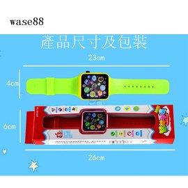 兒童玩具手表女孩男孩寶寶觸摸屏手表帶故事唐詩音樂早教智能手表
