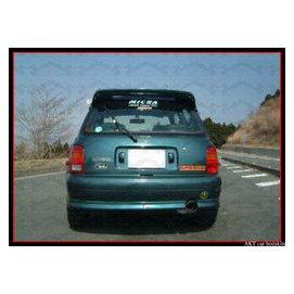 AKT Car Body Kits空力套件NISSAN MARCH Nismo type後