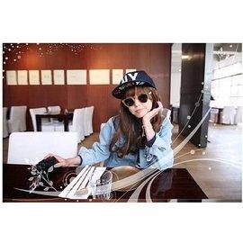 ~雯雯館~韓國2013超紅款 少女時代 NY BROOKLYN 棒球帽 鴨舌帽 嘻哈帽 遮