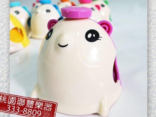 《∮聯豐樂器∮》台灣製 土撥鼠按鐘胖鼠鐘八音按鐘  按式旋律鐘 桌上按鐘 律音鐘 奧福哈姆太郎8音鐘02