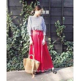 ^(大號 ^)闆娘 款 ^#x1f31e 夏日 氣質款草編包 緞帶蝴蝶結編織包 手提肩背兩
