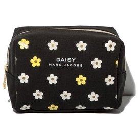 DAISY MARC BY MARC JACOBS 帆布拉鍊化妝包 手拿包 手機包 收納包