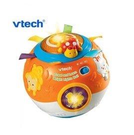 聰明媽咪- Vtech 炫彩聲光滾滾球