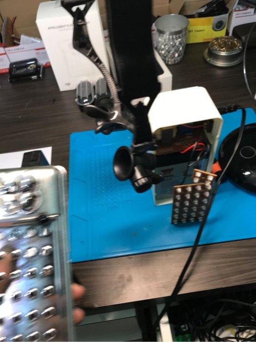 改裝各式電器。針孔攝影機 手機即時監控 台灣手工製作。03